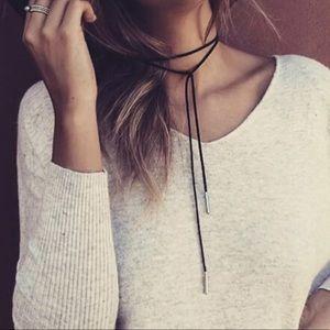 Jewelry - NEW 💎 Necklace Lace Ribbon Choker Collar